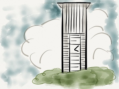 BellTower400_MadeWithPaper